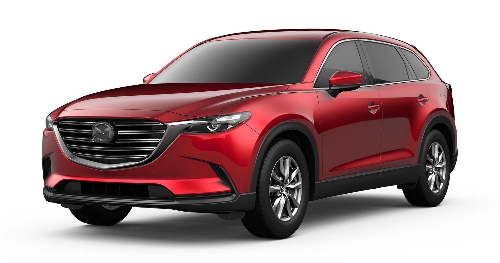 2018 Mazda CX-9 | Bert Ogden Mission Mazda