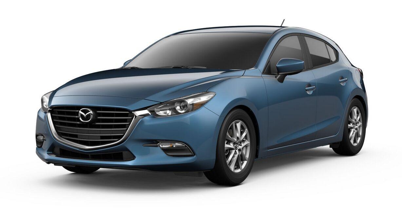 2018 Mazda3 | Bert Ogden Mission Mazda
