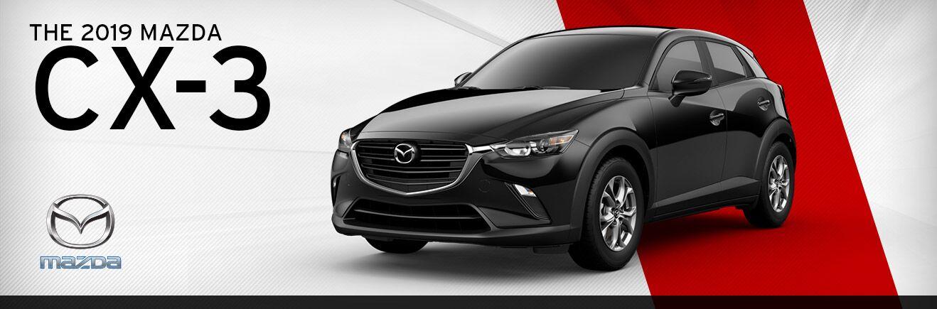 2019 Mazda CX-3 | Bert Ogden Mission Mazda