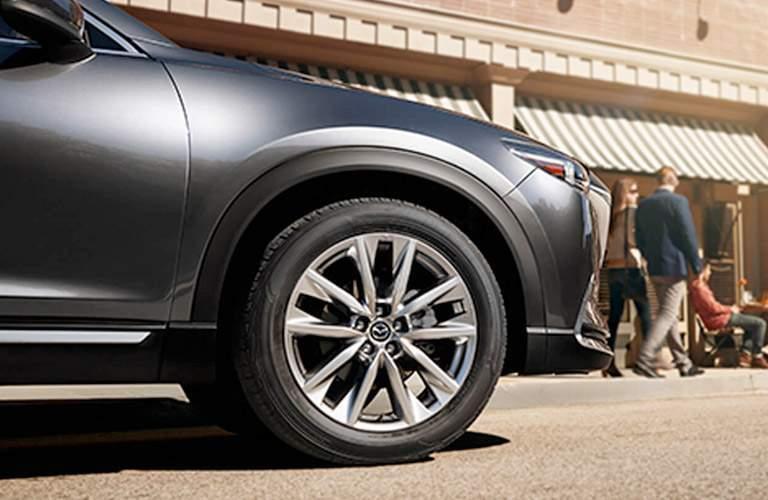 2017 Mazda CX-9 front wheel