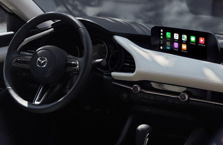 2020 Mazda3 Dashboard