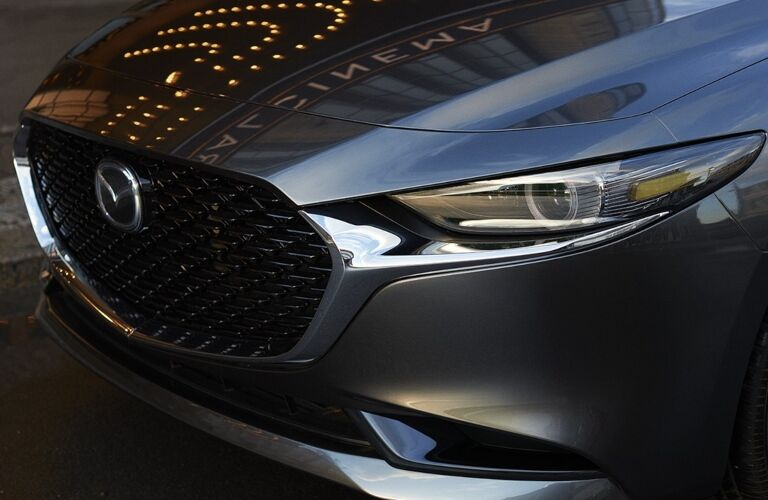 2020 Mazda3 Front Grille