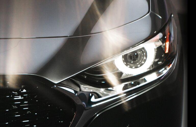 2020 Mazda3 Sedan Headlight