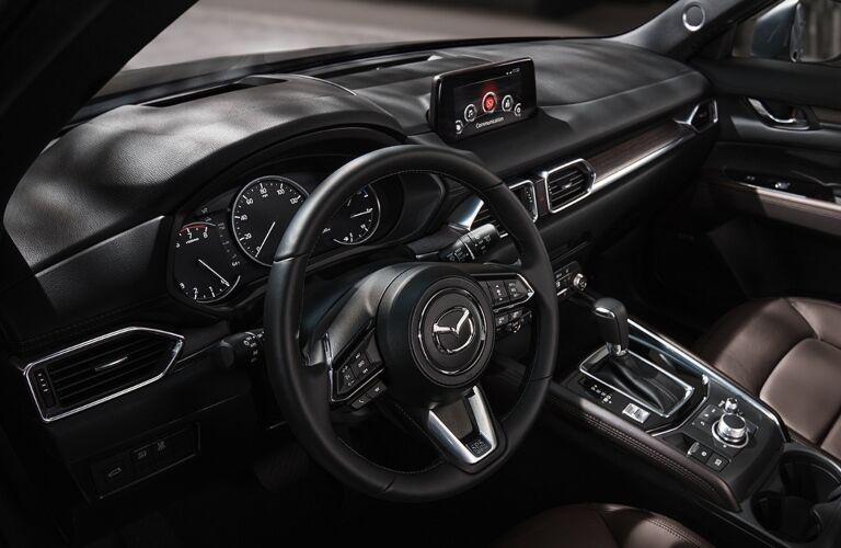 2020 Mazda CX-5 Driver's Cockpit