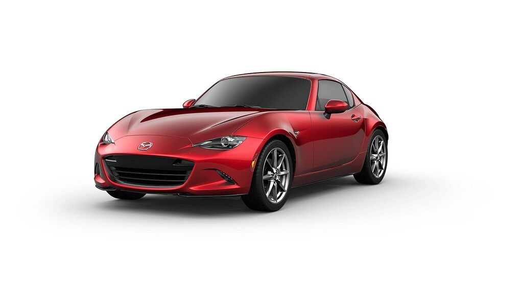 2018 Mazda Miata At Bert Ogden Edinburg Mazda
