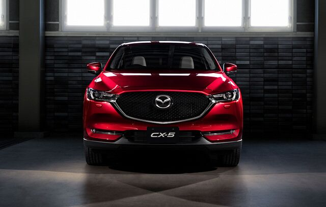 The striking design of the 2018 Mazda CX-5 will surely turn heads