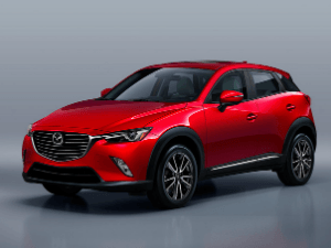 2018 Mazda CX-3 at Bert Ogden Edinburg Mazda