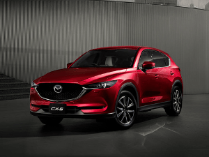 2018 Mazda CX-5 at Bert Ogden Edinburg Mazda