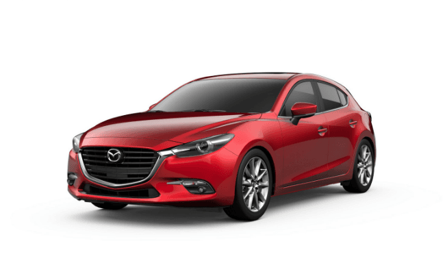 2018 Mazda3 5-Door At Bert Ogden Edinburg Mazda