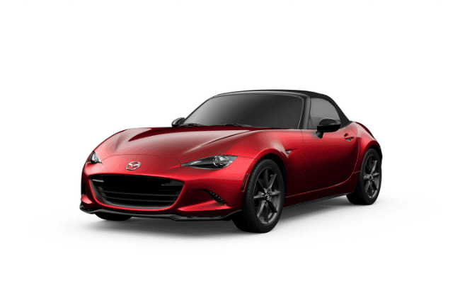 2018 Mazda MX-5 Miata At Bert Ogden Edinburg Mazda