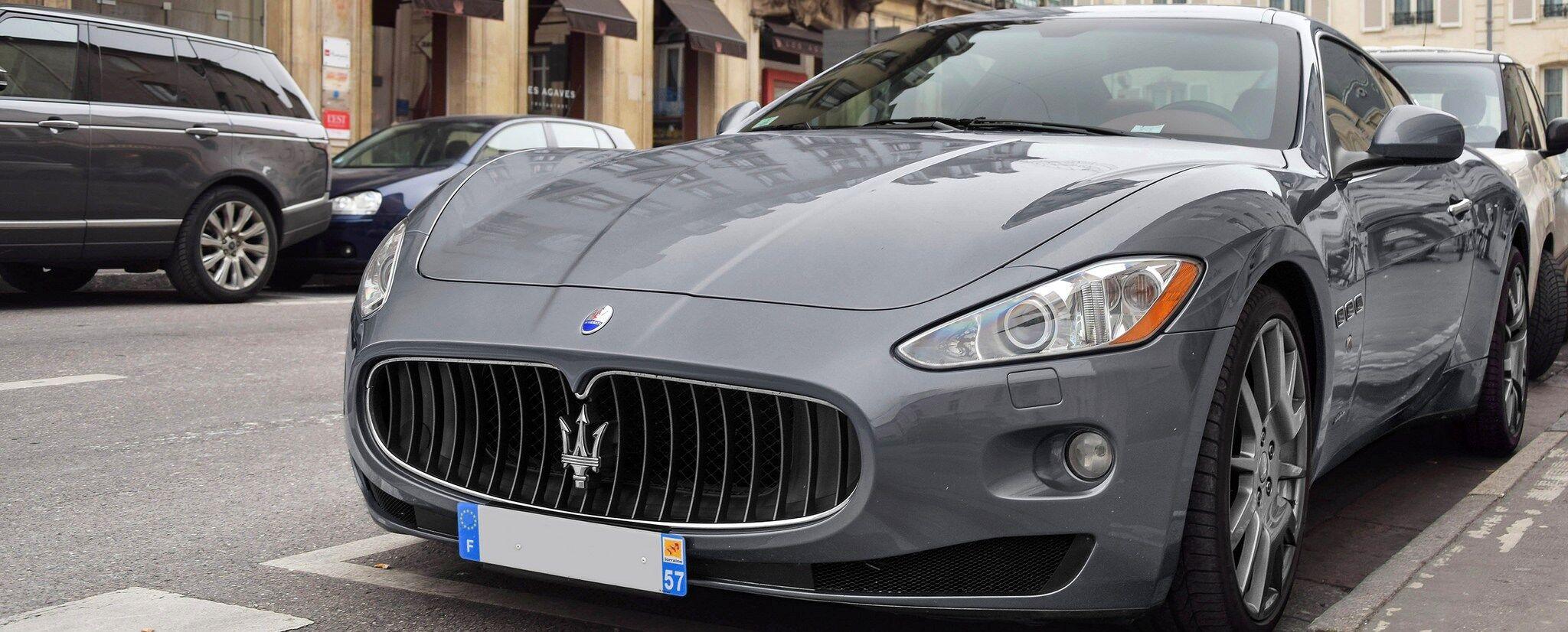 2018 Maserati GranTurismo | Mission, TX