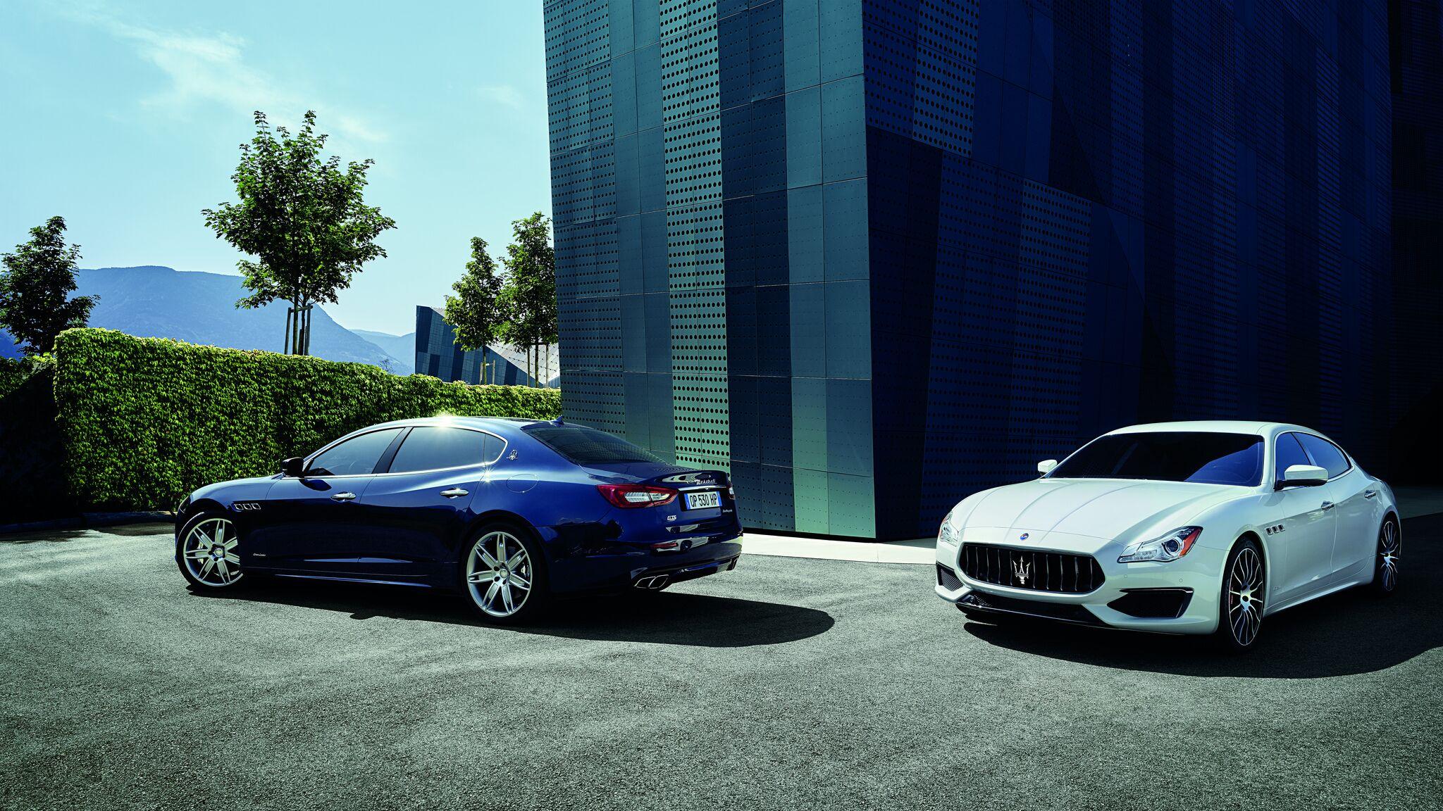 Maserati Quattroporte GranLusso and GranSport | Bert Ogden Maserati | Mission, TX