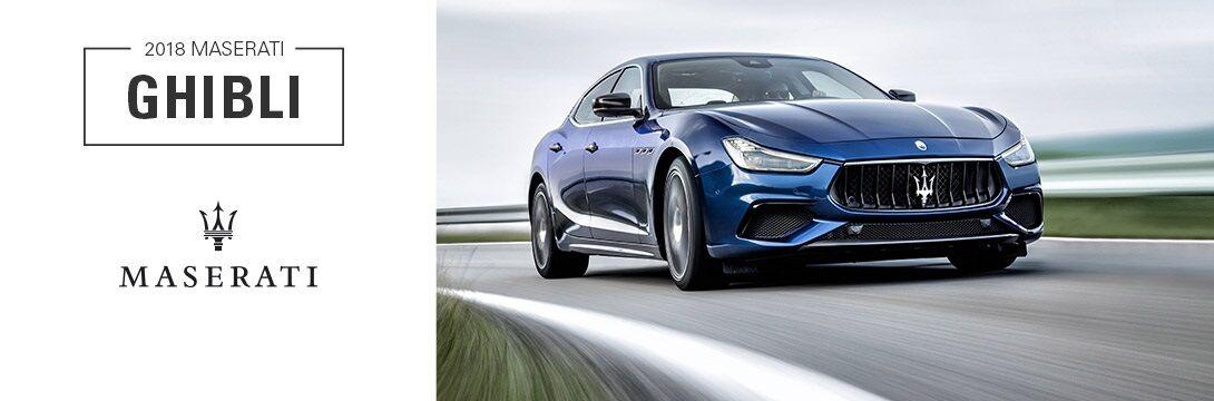 2018 Maserati Ghibli in Mission, TX