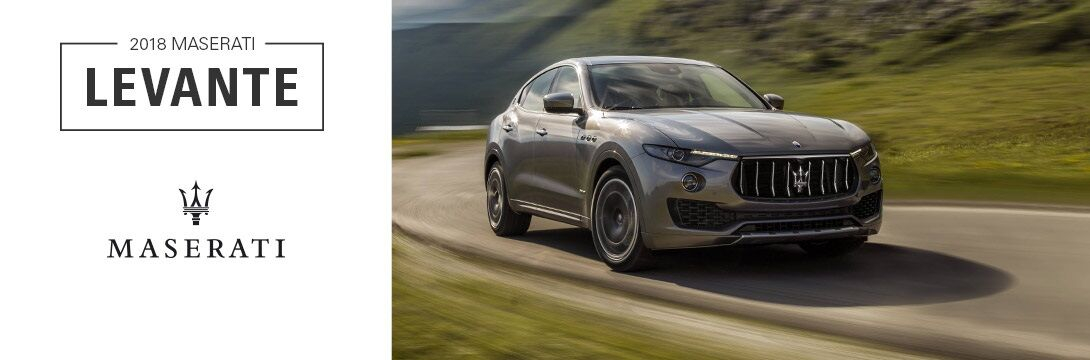 2018 Maserati Levante In Mission TX
