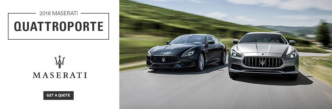 2018 Maserati Quattroporte | Bert Ogden Maserati