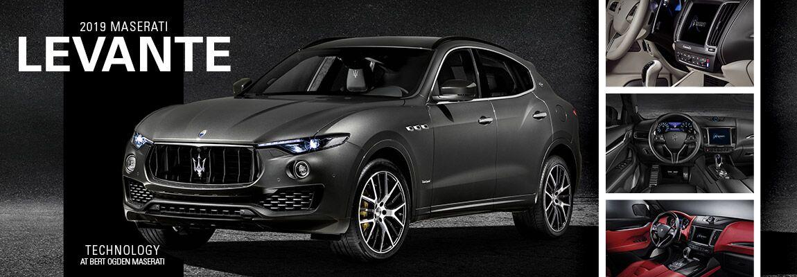 2019 Maserati Levante Technology   Mission, TX