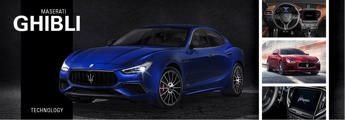 Maserati Ghibli Technology | Mission, TX