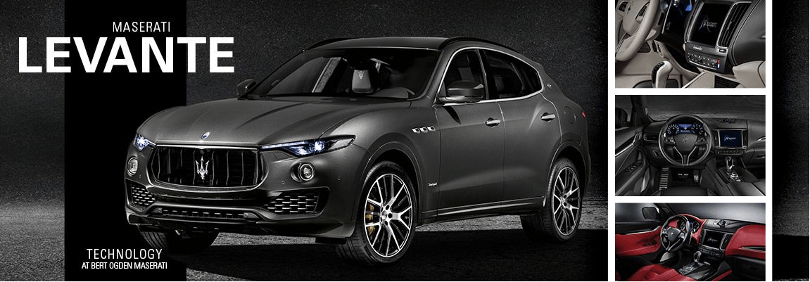 Maserati Levante Technology | Mission, TX