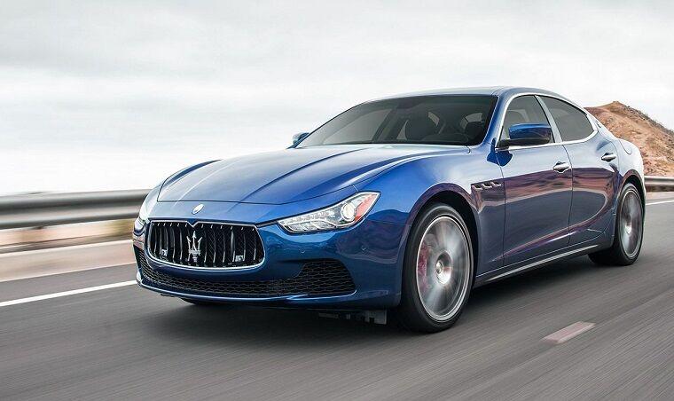 2018 Maserati Ghibli Mission TX