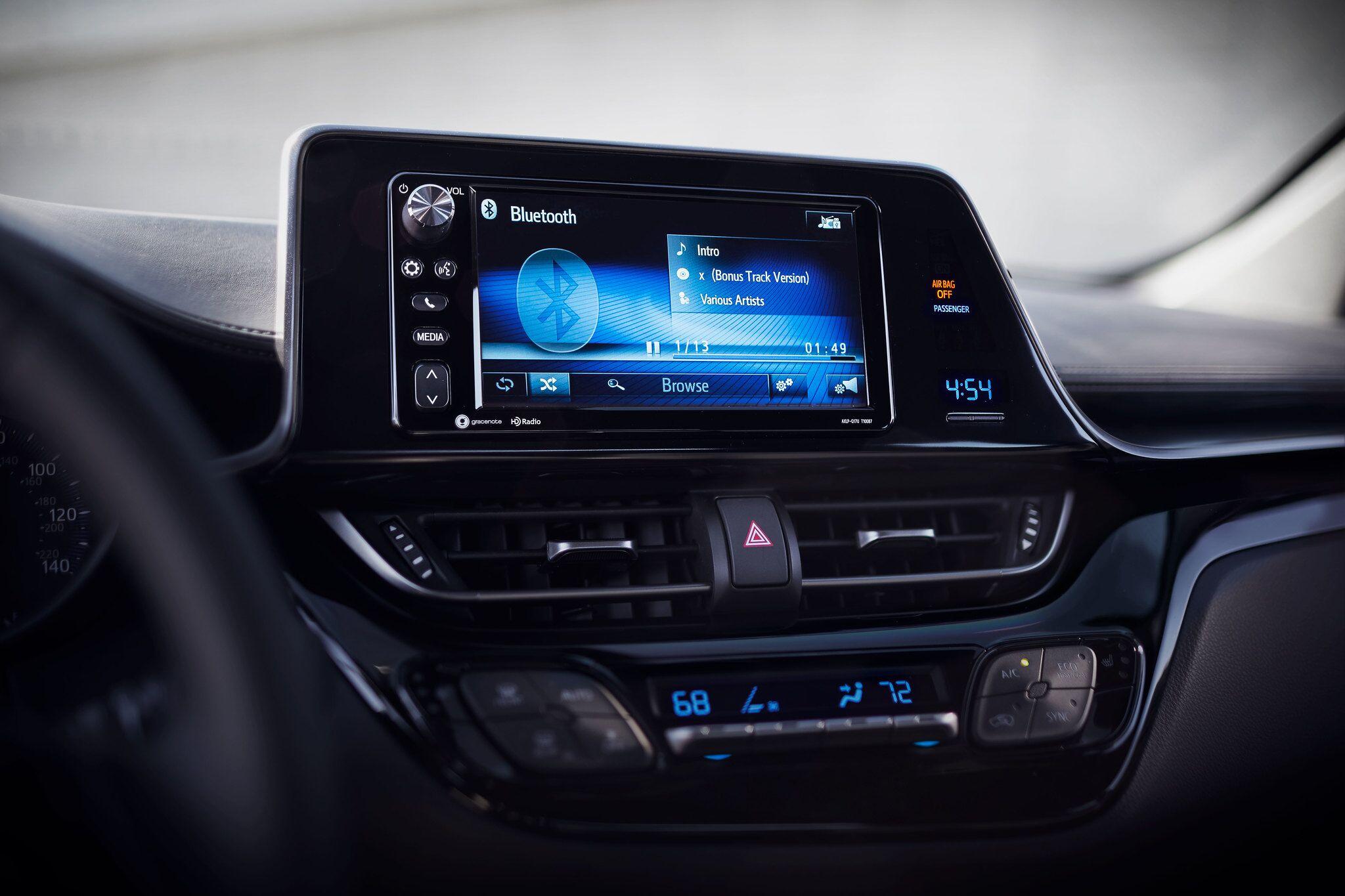 2019 Toyota C-HR Technology | Bert Ogden Toyota | Harlingen, TX