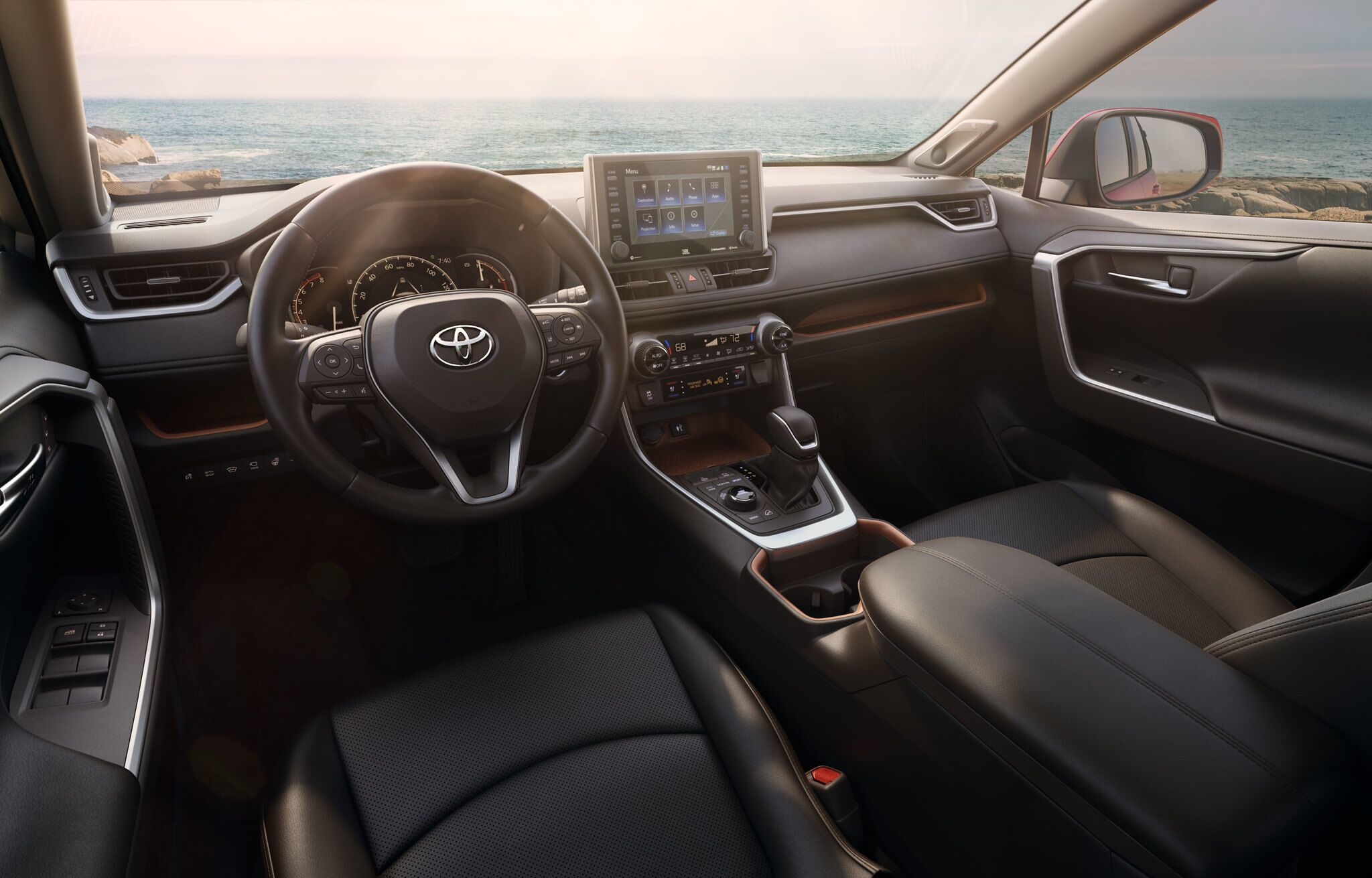 2019 Toyota RAV4 Technology | Harlingen, TX