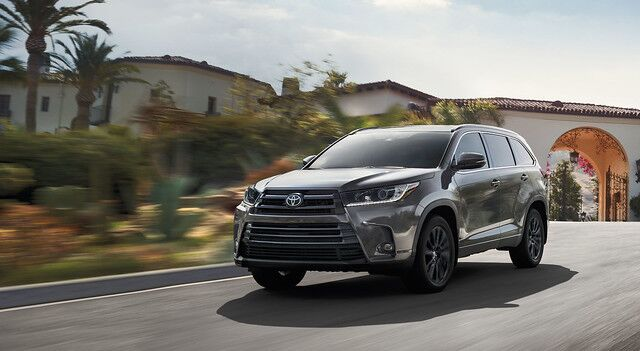 2019 Toyota Highlander | Bert Ogden Toyota | Harlingen, TX