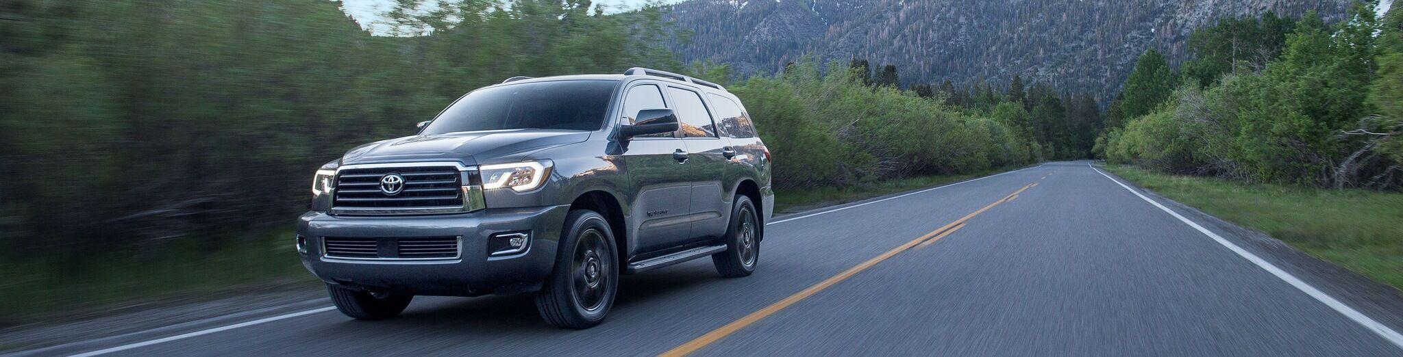 2018 Toyota Sequoia   Harlingen, TX