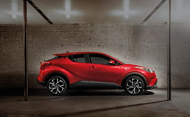 2019 Toyota C-HR | Bert Ogden Toyota | Harlingen, TX