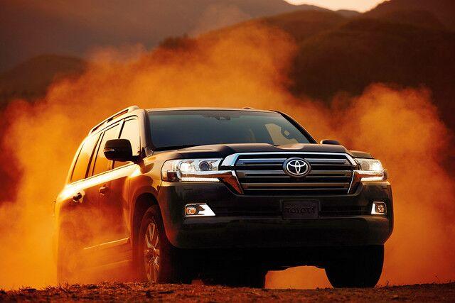 2019 Toyota Land Cruiser | Bert Ogden Toyota | Harlingen, TX