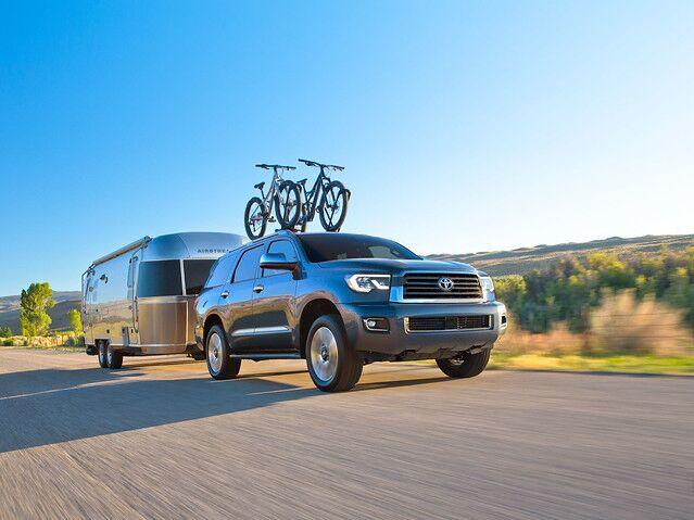 2019 Toyota Sequoia | Bert Ogden Toyota | Harlingen, TX