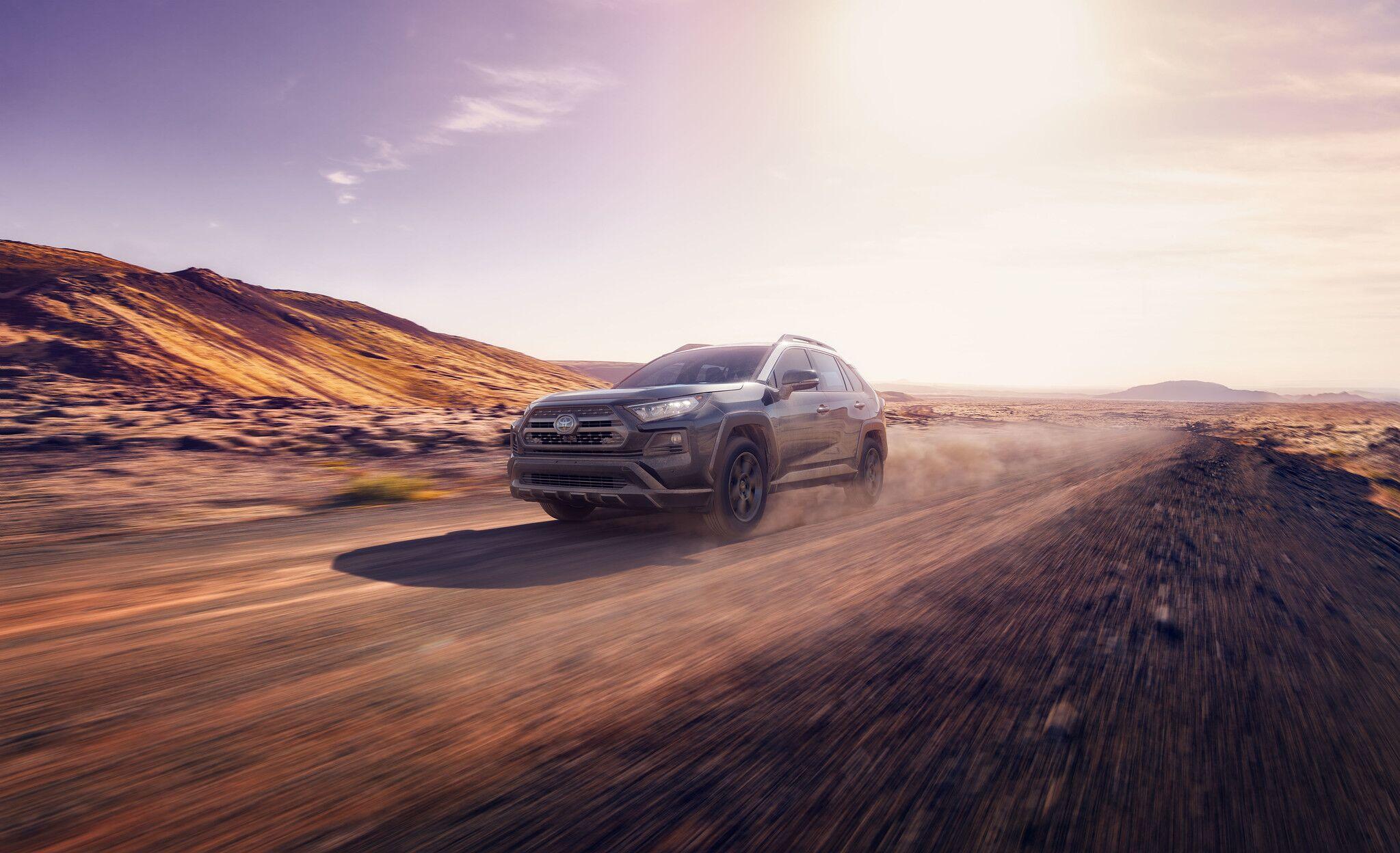 2019 Toyota SUV Lineup | 2019 Toyota RAV4 | Bert Ogden Toyota | Harlingen, TX