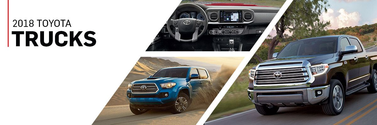 2018 Toyota Trucks in Harlingen, TX