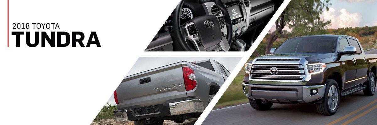 2018 Toyota Tundra | Bert Ogden Toyota