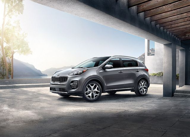 2018 Kia Sportage Location | Bert Ogden Mission Kia