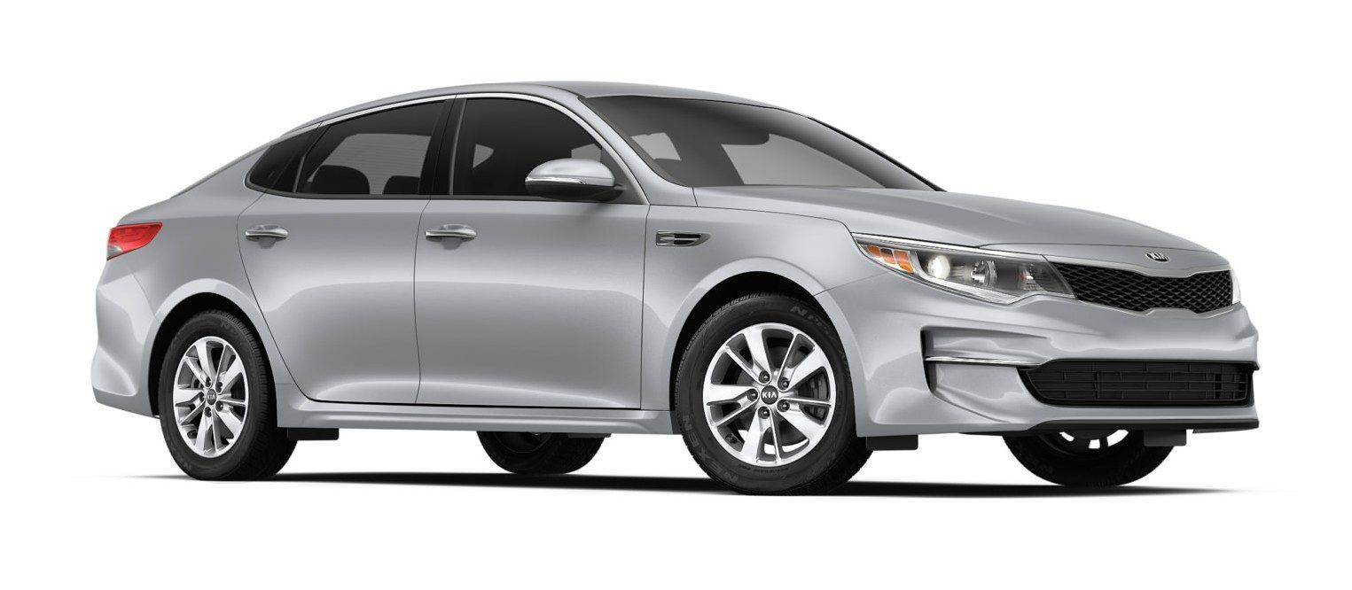 2018 Kia Optima | Bert Ogden Mission Kia