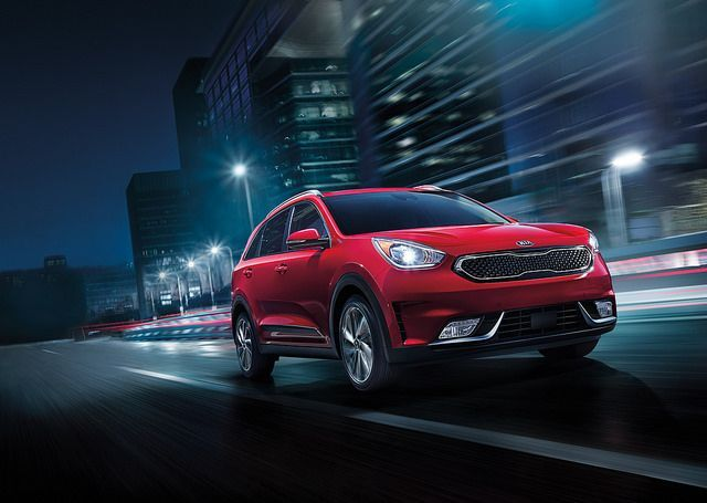2018 Kia Niro Performance | Bert Ogden Mission Kia