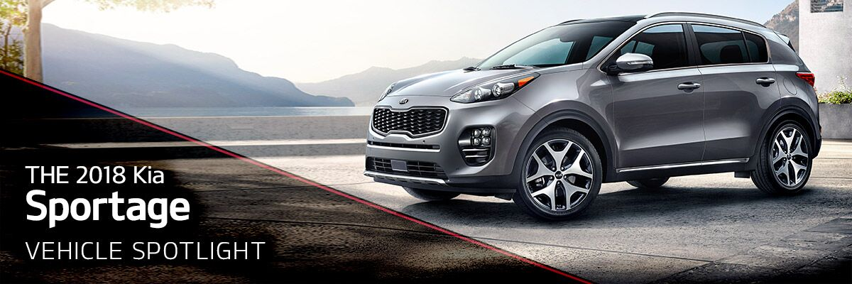 2018 Kia Sportage At Bert Ogden Harlingen Kia