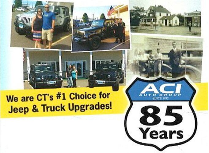 CT's #1 Choice for Jeep & Truck Upgrades!