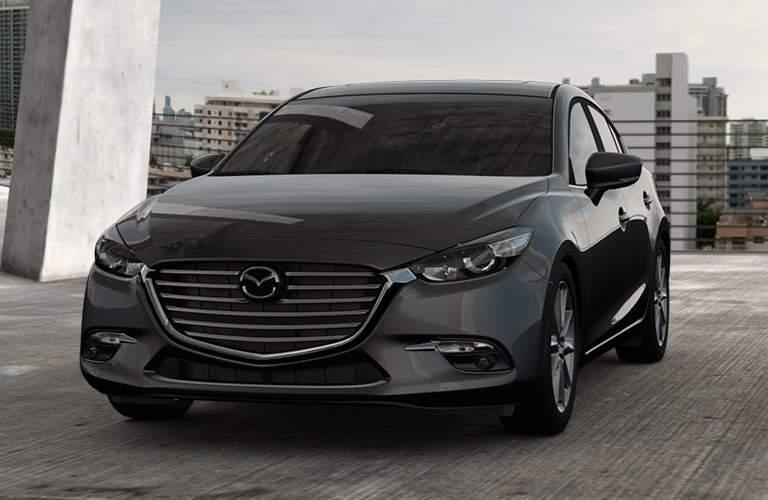 Mazda3 sedan front profile