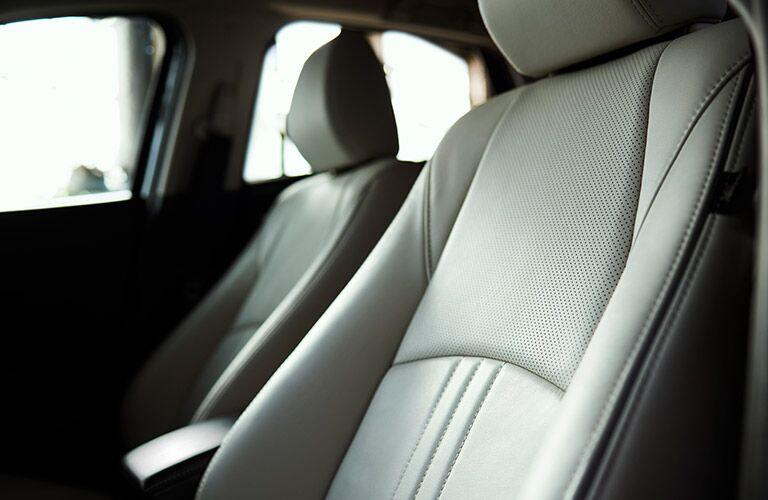 2019 Mazda CX-3 passenger seats