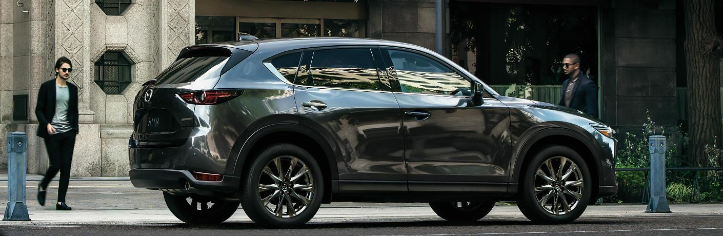 2019 Mazda CX-5 Signature Diesel side profile