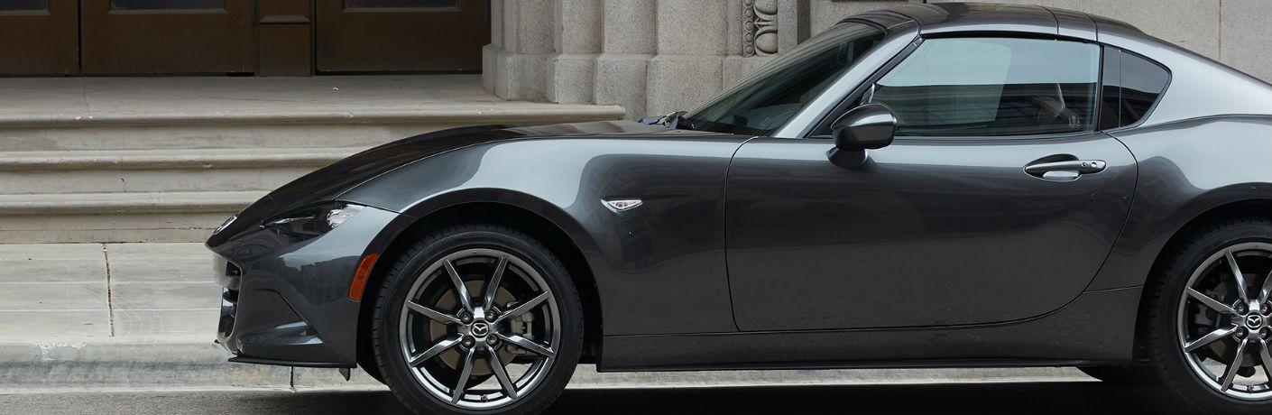 2019 Mazda MX-5 Miata RF side profile