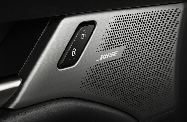 2020 Mazda3 Sedan Bose speaker