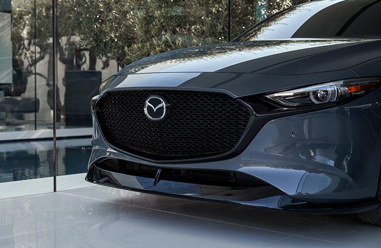 2021 Mazda3 Hatchback front grille
