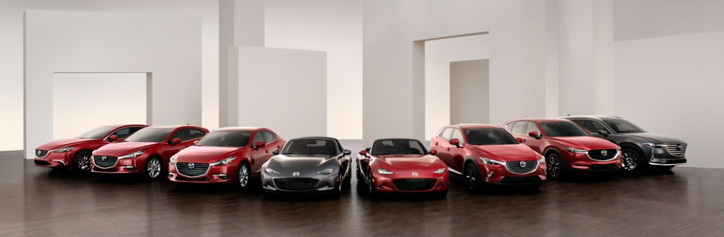 Why buy a Mazda vehicle at Vic Bailey Mazda