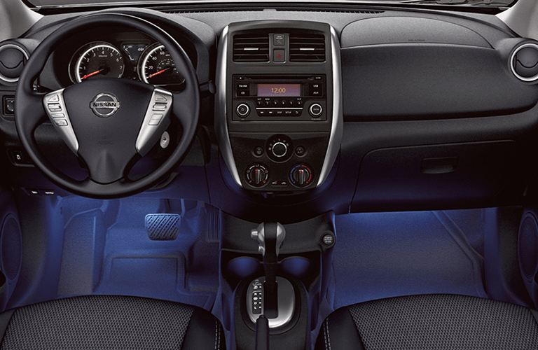 2018 Nissan Versa For Sale Las Vegas | Planet Nissan