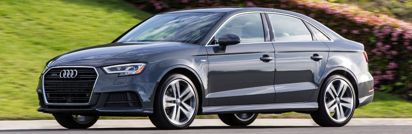 2017 Audi A3 exterior side