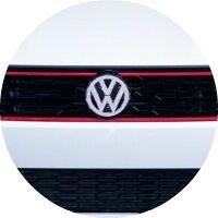 2018 VW Passat GT front grille