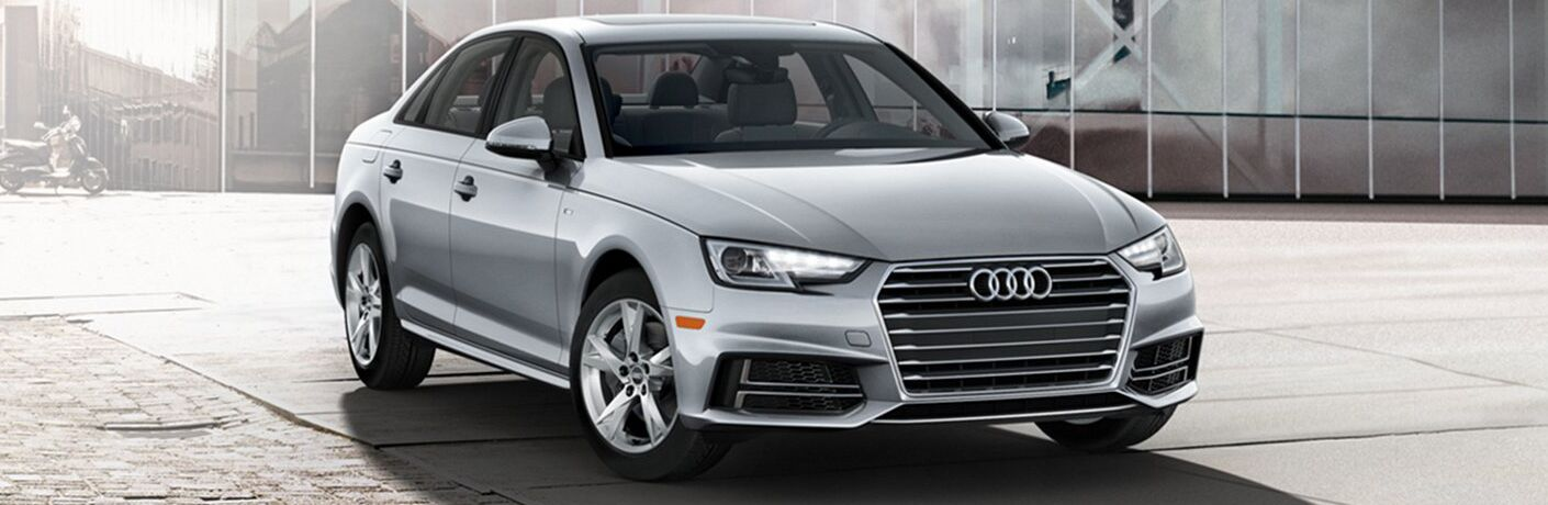 2019 Audi A4 exterior front side