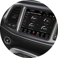 2019 Dodge Challenger touchscreen